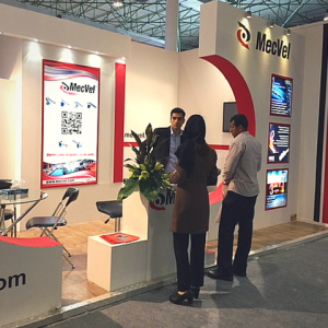 Stand Steel Exhibition Iran 3