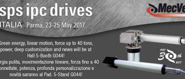 SPS IPC Drives Italia 2017 Parma