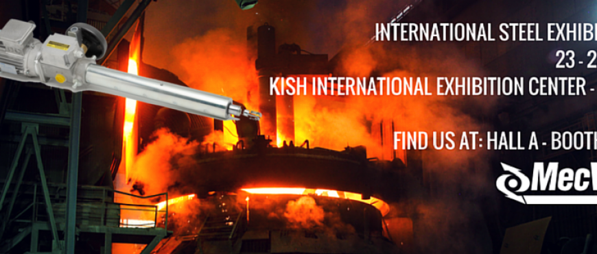 International Steel Exhibition 2016 Kish Island Iran