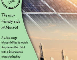 Green Line - The eco-friendly side of MecVel