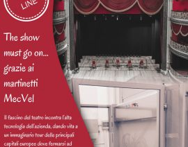MecVel Red Line - The show must go on...grazie ai martinetti MecVel